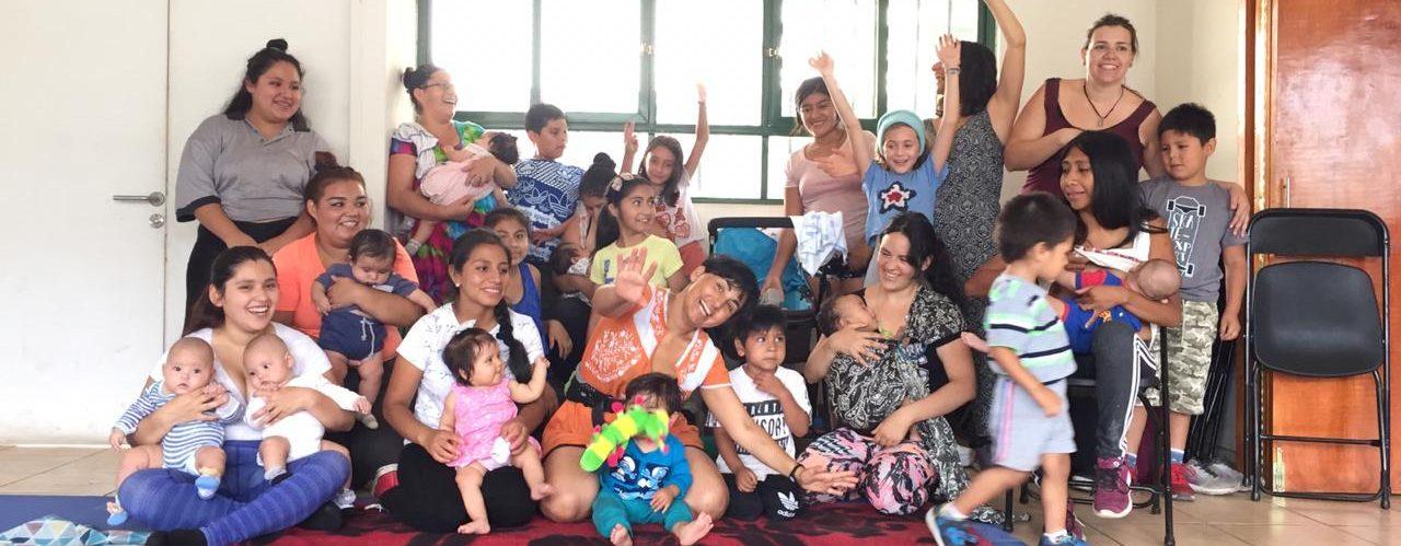 Mamá Bebé en Quilicura | Áreas de Trabajo: Conversemos Mamá y Neurodesarrollo | INPI